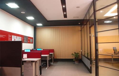 苏州办公楼装修的隔断材料有哪些?